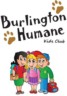 Kids club cartoon logo